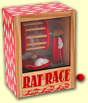 Rat Race Toy