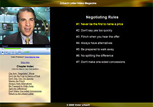 Urbach Letter Video Magazine Screen Shot