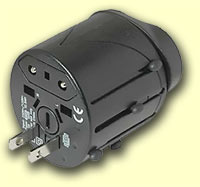 150 in 1 Travel Power Adapter