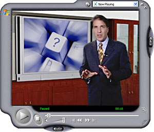 Urbach Letter Video Magazine Screen Shot