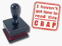 Crap Stamp