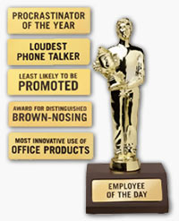 Office Life Trophy