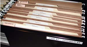 File Cabinet Photo