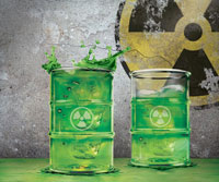 Toxic Waste Drinking Glasses