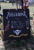 Grinder Sign