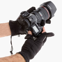 Finger Shooting Glove
